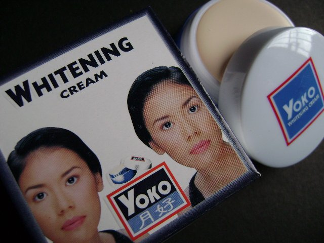 LOT of 3 pcs YOKO Whitening Cream 4g FREE SHIPPING