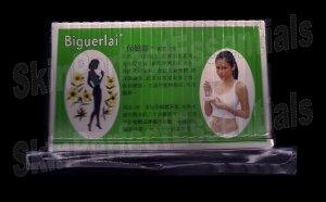 3 boxes Biguerlai Laxative Slimming Tea ~ 25 tea bags FREE SHIPPING