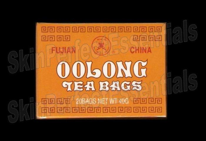 4 boxes Oolong (Wu Long) Tea 40g x 20 tea bags FREE SHIPPING