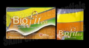 3 boxes BioFiTea Herbal Dietary Slimming Tea ~ 30 tea bags FREE SHIPPING
