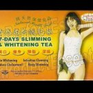 3 boxes 7-Days Slimming & Whitening Tea ~ 30 tea bags FREE SHIPPING