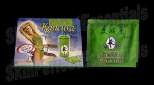 10 boxes Kancura Herbal Slimming Tea ~ 20 tea bags FREE SHIPPING