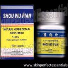6 bottles Shou Wu Pian x 100 tablets FREE SHIPPING
