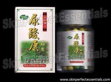 6 bottles Uricel Capsule x 60 capsules FREE SHIPPING