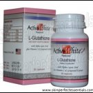 2 bottles Active White Plus L-Glutathione Capsules 750mg x 30 capsules FREE SHIPPING
