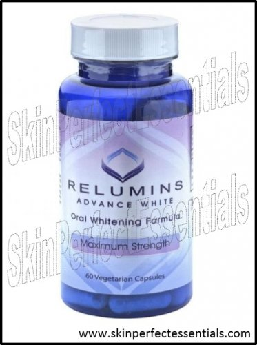 2 bottles Relumins Advance White 800 mg L-Glutathione x 60 capsules FREE SHIPPING
