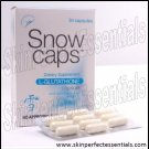 2 boxes Snow Caps L-Glutathione Capsules 500 mg x 30 capsules FREE SHIPPING