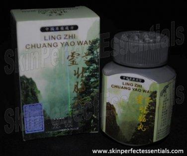 3 bottles Ling Zhi Chuang Yao Wan x 50 capsules FREE SHIPPING