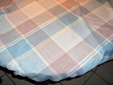 Round fitted Table/Picnic Table Table Cloth