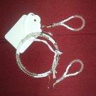 Multi white wedding jewelry set