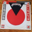 "KROKUS - TOKYO NIGHTS 7"" EP SINGLE  ( RARE EARLY UK PRESSING FROM 80 )"