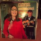 NANA MOUSKOURI A L'Olympia FRENCH pressing Fontana LP French Import VG/VG