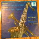 GLAZUNOV Saxophone Concerto/ARUTIUNIAN Trumpet Concerto Supraphon GMM 096