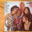 MONGO SANTAMARIA Workin' On A Groovy Thing LP OOP late-60's afro-cuban jazz