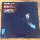 LALO SCHIFRIN-PIANO STRINGS AND BOSSA NOVA-1963 MGM STEREO JAZZ LPP VINYL ALBUM