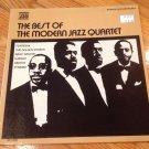 MODERN JAZZ QUARTET  LP  The Best Of Mjq  1970 Atlantic