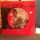 rex stewart Septet Rendezvous With Rex Sealed LP. Vinyl.