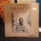 Louis Smith Quintet Prancin' Sealed LP Cut Out USA