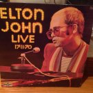 Elton John UK LP 17-11-70 vinyl record album