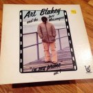 WHITE LABEL PROMO LP: ART BLAKEY AND JAZZ MESSENGERS IN MY PRIME vol. 1 Timeless
