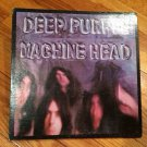 Deep Purple machine Head vinyl LP 1972 Warner Bros Record [Includes Insert]