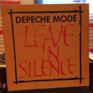 Depeche Mode Leave In Silence Mute Records 12 Bong 1 UK Import Rare