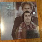 SIMON & GARFUNKEL - BRIDGE OVER TROUBLED WATER - COLUMBIA 2-EYE LP record