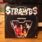 STRAWBS BURSTING AT THE SEAMS LP VINYL ACID PSYCH Record VG ++/cover VG