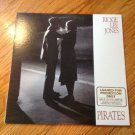 RICKIE LEE JONES PIRATES BSK 3432 VINYL LP 1981