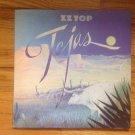 ZZ TOP Tejas LP WARNER RECORDS BSK3273 US 1976 Fold Out cover vinyl album lp