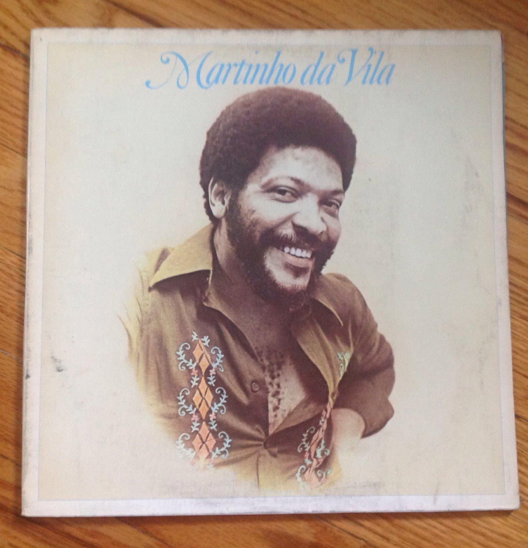 Martinho Da Vila �� Tendinha vinyl LP album Brasilia