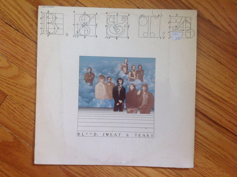 Blood, Sweat & Tears* �� B, S & T 4 1971 VINYL LP COLUMBIA RECORDS ISRAEL PRESS ALBUM
