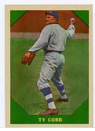 Ty Cobb 1960 Fleer #42