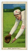 Beck, Boston Nat'l T206 1909-11