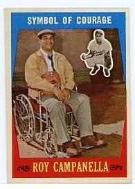 Roy Campanella 1959 Topps #550