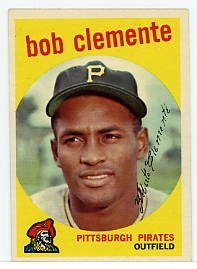 Bob Clemente 1959 Topps #478