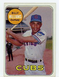 Billy Williams 1969 Topps #450