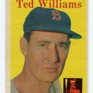 Ted Williams 1958 Topps #1
