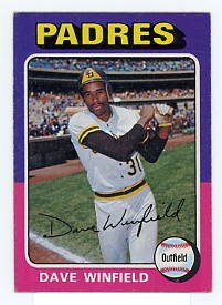 Dave Winfield1975 Topps #61