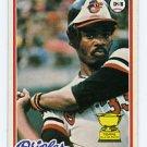 Eddie Murray RC 1978 Topps #36