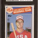 Mark McGwire RC 1985 Topps #401
