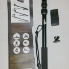 Alaskalife ThrillPro Selfie Stick GoPro, Camera, Cell Phone Universal Monopod