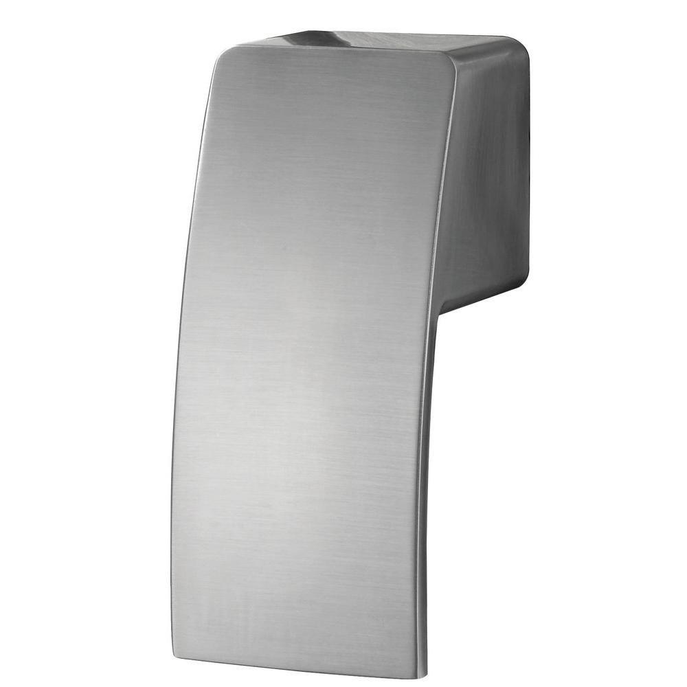 Pfister Kenzo Shower Faucet Handle Kit in Brushed Nickel 940946J