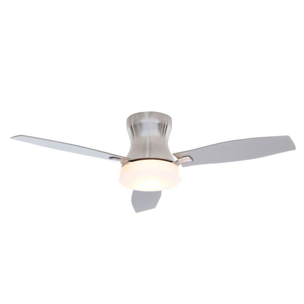 "Hampton Bay Light Wont Turn Off: Hampton Bay Marta 52"" Ceiling Fan With Light & Remote"