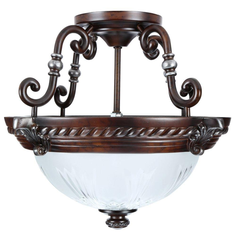 Hampton Bay Ceiling Light Fixtures