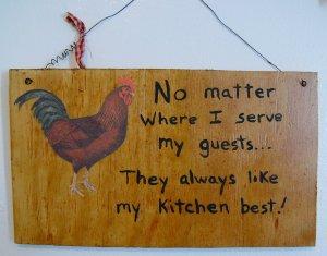 no matter where i serve...