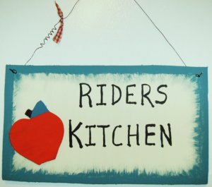 riders kitchen