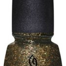 China Glaze BAT MY EYES (Glitter) Monsters Ball 2013 Halloween Limited Edition Collection #1279