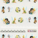 Tinkerbell & Friends Nail Art Decals ~ Water Slide Transfer Stickers