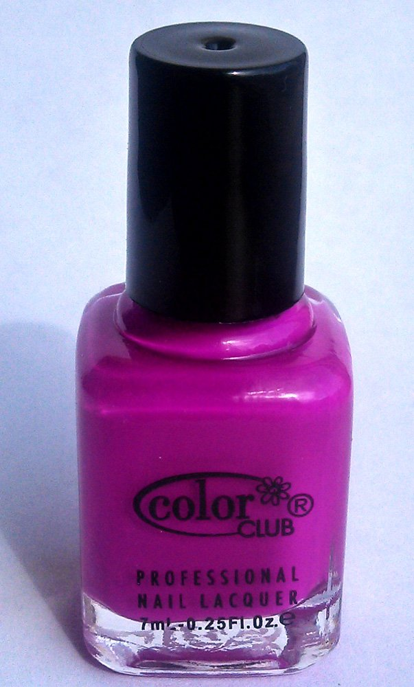 Color Club MRS ROBINSON (Neon) Mini Size ~ Nail Polish/Lacquer ~ Color# N07